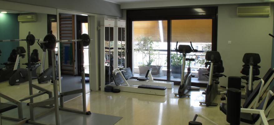 Peakphysio- Gym