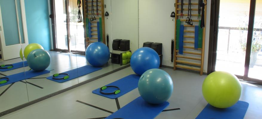 Peak Room- Pilates